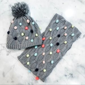 ❄️❄️ TARGET girls winter hat and scarf set ❄️❄️